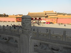January 1-2 160 (MinnesotaSon) Tags: sculpture beijing forbiddencity palacemuseum gateofheavenlypurity