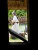Denmark 2008: At work (mdiepraam) Tags: denmark village viking 2008 danmark ribe vikingecenter