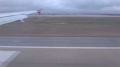 HD Video / Landing at KDFW international airport () Tags: vacation holiday tarmac plane airplane fly dallas inflight video airport texas tx aircraft altitude flight wing jet aerial landing virgin airbus dfw hd flughafen winglet happyholidays merrychristmas aeropuerto runway rtw aereo airliner vacanze avion movingpicture happynewyear a320 wingtip windowseat roundtheworld dallasairport vx hny weekendgetaway globetrotter airplanewing virginairlines luchthaven areo aroport hdvideo internationalairport jetwing livevideo  flickrvideo kdfw dallasfortworthinternationalairport worldtraveler  dallasfortworthairport virginamerica intlairport ario   virginamericaairlines jetnoise  vx850
