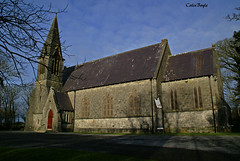 Lissadell Parish Church, County Sligo (1841) (colin.boyle4) Tags: ireland church protestant churchofireland countysligo elphin kilmoreelphinardagh