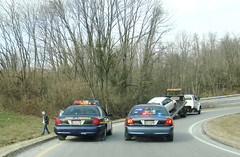 Delaware State Police (10-42Adam) Tags: trooper ford de cops crash accident 911 police onramp troopers led cop vista delaware emergency officer towtruck dsp statetrooper crownvictoria officers statepolice unmarked crownvic delawarestatepolice slicktop federalsignal