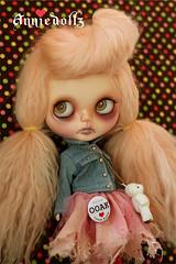 OOAK doll #10 Aimee♥gone Malaysia