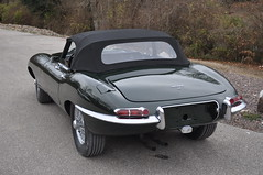 "1966 Jaguar XKE • <a style=""font-size:0.8em;"" href=""http://www.flickr.com/photos/85572005@N00/6704811947/"" target=""_blank"">View on Flickr</a>"