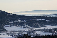 Frosty day (pelnit) Tags: winter norway norge vinter frost foggy tke nittedal frostryk pelnit