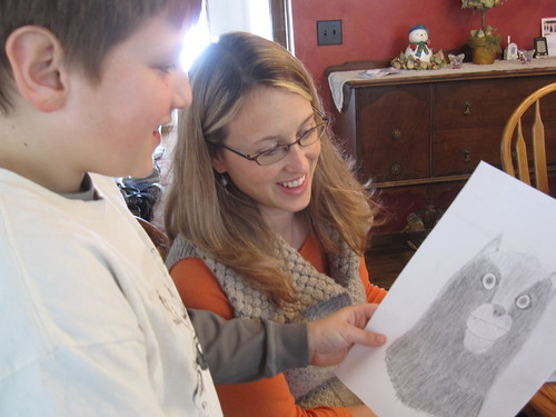 Homeschooling - Gustoff family in Des Moines 022