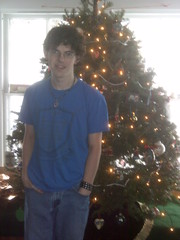 Jon at Christmas (ems18) Tags: jonathan