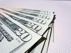 Money 20ドル紙幣