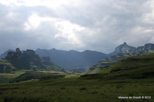 Rolling Velvet Mountains 2