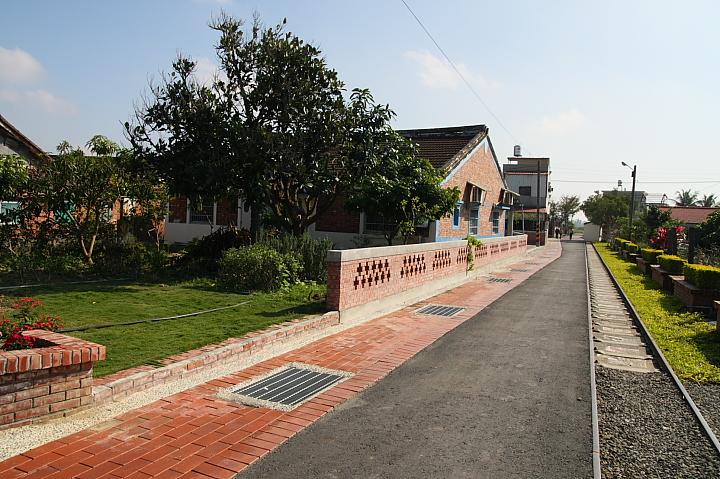 嘉義義竹東後寮(台糖鐵道公園)0016