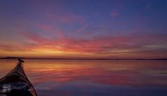 goodnight (Lisa Ouellette) Tags: california winter water kayak kayaking freshwater folsomlake flatwater explored