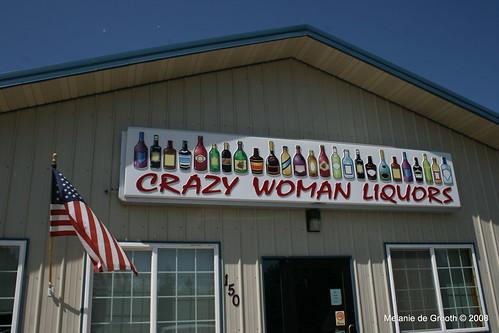 Crazy Woman Liquors