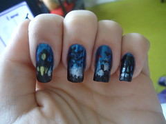 Halloween (Ana Carolina Fontes) Tags: color ice halloween water monster lady cat island panda candy heart starfish witch vampire nail cream bubbles newyear pacman corao pikachu corset knight ghosts yingyang candies perry shining judas herb doces nyan gaga anonovo desing aliceinwonderland phineas unha thegazette candyce alicenopasdasmaravilhas 2ne1