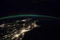 U.S. East Coast at Night (NASA, International ...
