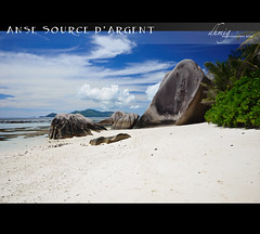 Anse Source d'Argent (dhmig) Tags: africa trip travel sea summer vacation holiday seascape beach nature water relax landscape island seaside sand nikon escape outdoor indianocean dream naturallight summertime seychelles whitesand ladigue ansesourcedargent famousplace transparentwater graniteboulders holidaylocation nikond7000 dreamyplace dhmig dhmigphotography famoustraveldestination