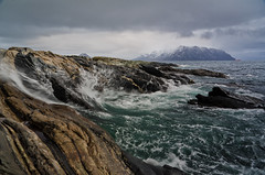 Swirling mass (The Nature Guy) Tags: sea mountain seascape storm water norway clouds landscape coast norge nikon meer waves filters lenses lesund kste sula giske 18200mmf3563dc norwegan gody ndgradfilter mreandromsdal d7000