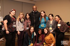 Seal Visit16 (Children's Hospital Los Angeles) Tags: seal marktaper musictherapy johnnymercer childrenshospitallosangeles artistsprogram