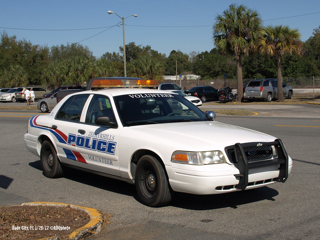 Zephyrhills Car Show: The World's Best Photos Of Dade And Police