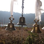 "Bells at Khecheopalri Lake <a style=""margin-left:10px; font-size:0.8em;"" href=""http://www.flickr.com/photos/14315427@N00/6829434051/"" target=""_blank"">@flickr</a>"