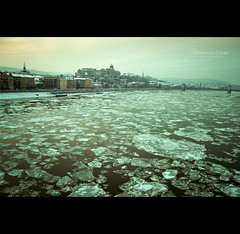 frozen (ODPictures Art Studio LTD - Hungary) Tags: city winter cold ice ex river frozen hungary budapest sigma rorschach duna scape magyar coelho f28 danube dg 1850 hungarian orbandomonkoshu