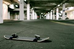 Slammed Skateboard (Joe Lauriello) Tags: bro flush hella