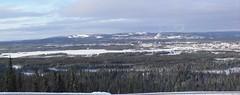 759-60 Gällivare - Malmberget från Dundret Panorama (What about the Arctic 1) Tags: 2014 gällivare lappland malmberget norrbottenslän dundret gällivarekommun sverige