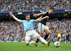 City 4-1 Southampton: Match action (Manchester City Official) Tags: manchester unitedkingdom fulllength