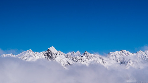Spectacular Alps