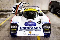 Le Mans Porsche 956 (Hilgram Photography) Tags: classic cars racecar island doors racing mans le german porsche winner amelia concours legend winning livery 2014 956 rothmans