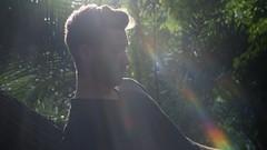 DSC06321B (dimakk) Tags: park light sunlight man sexy male art nature pose garden daylight model europe ray posing athens modelo greece grecia atenas rays griechenland aten hombre grece athina nationalgarden athenes athen yunanistan atina masculino atene greka