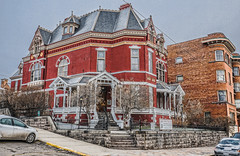Copper King Mansion--DSC00132--Butte, Montana (Lance & Cromwell back from a Road Trip) Tags: county montana downtown butte roadtrip historic jefferson buttemontana 2016 nrhp