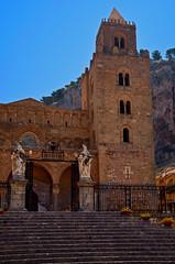 Cefal - Palermo (Massimo Frasson) Tags: italy italia mare chiesa palermo architettura oldcity sicilia vacanze cattedrale centrostorico cefal villaggio pittoresco normanni architetturanormanna