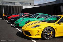 Candy Shop (MJParker1804) Tags: california 911 giallo porsche plus audi rs scuderia v10 sls f430 supercars 430 r8 gt3 997
