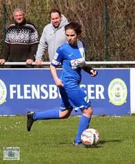 SV Henstedt-U. vs 1 FC Lübar (28) (Enjoy my pixel.... :-)) Tags: woman girl sport canon ball eos football fussball action soccer