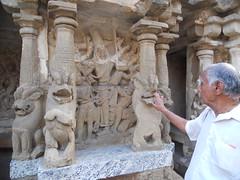 Shiva's Urdva Tandava (uma2005) Tags: temple kanchi tandava urdva kailashnatha