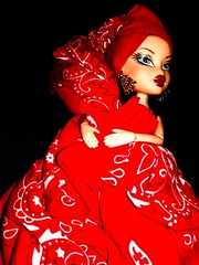 Red Photoshoot: Roxxi (photo #2 of 3) (Bratz Guy☆) Tags: girls fashion photography fan dolls foto mga bratz roxxi bratzparty
