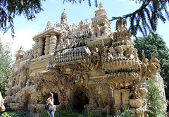 Palais idéal (wreckwalker) Tags: france art surrealism dreams drome hauterives naïve palaisidéal facteurcheval