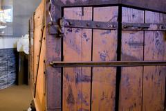 Old Cart (IvanTortuga) Tags: wood railroad usa mi unitedstates michigan cart negaunee miim michiganironindustrymuseum