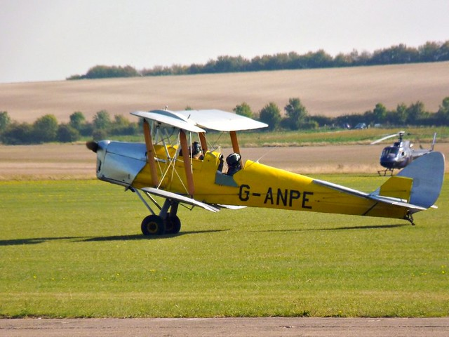 Fancy a spin in a Tiger Moth?