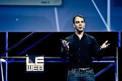 Fabrice Grinda, Internet Entrepreneur, angel investor,Co-CEO, OLX @ LeWeb 11 Les Docks-9127