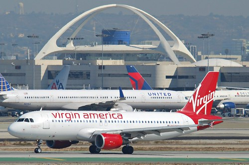 Virgin America Airbus A320-214; N635VA@L by Aero Icarus, on Flickr