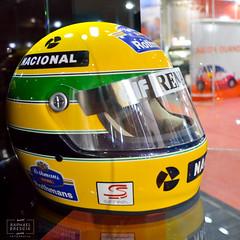 Ayrton Senna - Capacete (raphaelbrescia) Tags: helmet f1 formula1 senna ayrton capacete