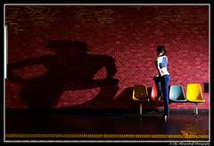 Michiko @ Hanakuma /   (Ilko Allexandroff / ) Tags: light portrait people woman white black sexy slr art girl beautiful hat station japan umbrella canon dark asian photography interesting women dress natural bokeh good feminine awesome flash explore more most kobe filter portraiture mostinteresting ambient dslr softbox       hanakuma ilko asianbeauty  50d hat   hatkobe strobist canon50d  80x60  beautyshoots allexandroff