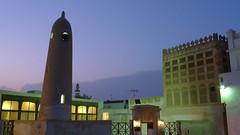 Muharraq /  (Bahrain) - Siyadi House and Mosque (Danielzolli) Tags: city town bahrain madrasah minaret ciudad mosque stadt mezquita cami grad madrassa altstadt oldtown minar ville manama citta ciutat moschea cittavecchia cascoviejo camii miasto vielleville bahrein madrasa mesto moschee starowka oras medrese gorod siyadi minarett meczet damija miesto almanama siadi dzami  mascid       siyyadi