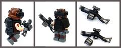 Razoritel Grenade Launcher ([N]atsty) Tags: 3 for mod iron lego parts round minifig grenade modder minifigure brickarms razoritel launcherbrickarms removableworking