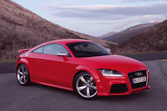 Audi TT RS Coupe (NRMA New Cars) Tags: cars euro review tt tuner audi rs coupe supercar sportscar slammed boost newcars motoring cartest carreviews carsguide flickrhivemind audittrs wwwmynrmacomaumotoring 2010audittrs nrmanewcars flickrhivemindmodified