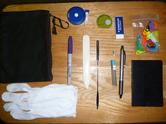 Archivists' Kit Bag