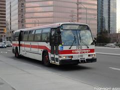 Toronto Transit Commission #7213 (vb5215's Transportation Gallery) Tags: toronto bus nova ttc transit 1998 commission wfd rts06