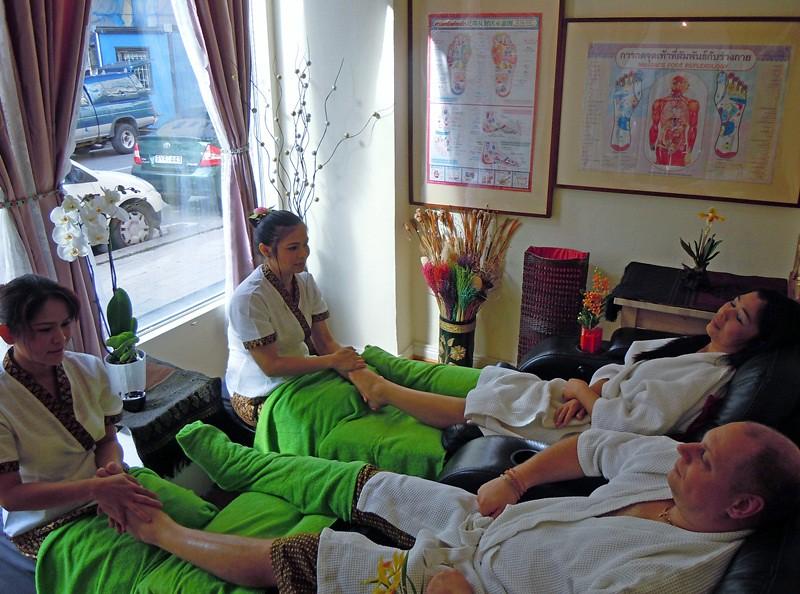 lång massage ansiktsbehandling i Stockholm