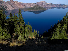 Wizard Island (thies59) Tags: craterlakeoregon mountmazamavolcanolava