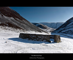 The Mennock Pass (.Brian Kerr Photography.) Tags: winter snow scotland dumfriesgalloway elvanfoot sheepfold carronbridge themennockpass